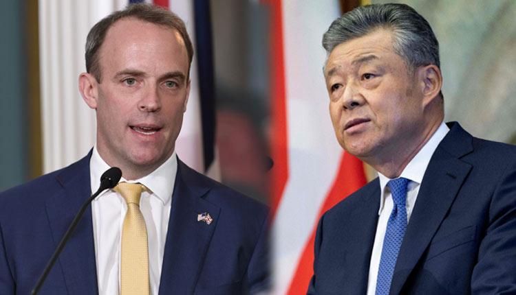 China Warns UK Against Interference On Hong Kong