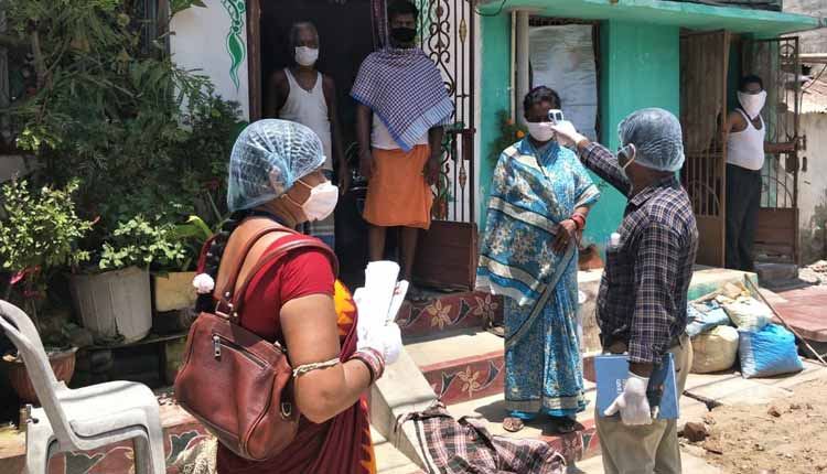 Covid-19 cases in Odisha