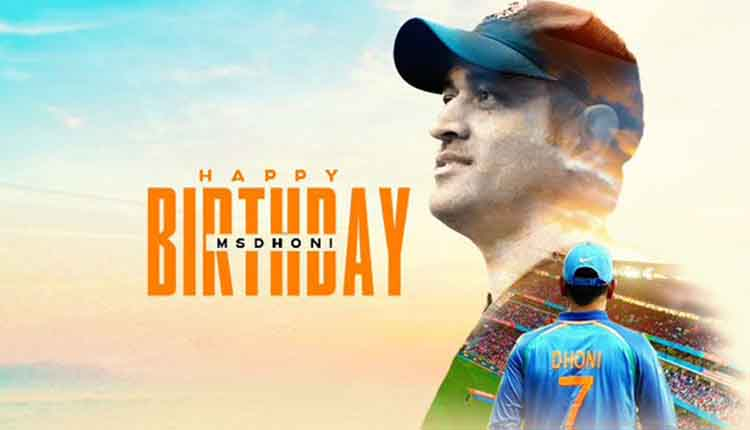 'The Special One In All': Wishes Pour In For Ms Dhoni As Captain Cool Turns 39