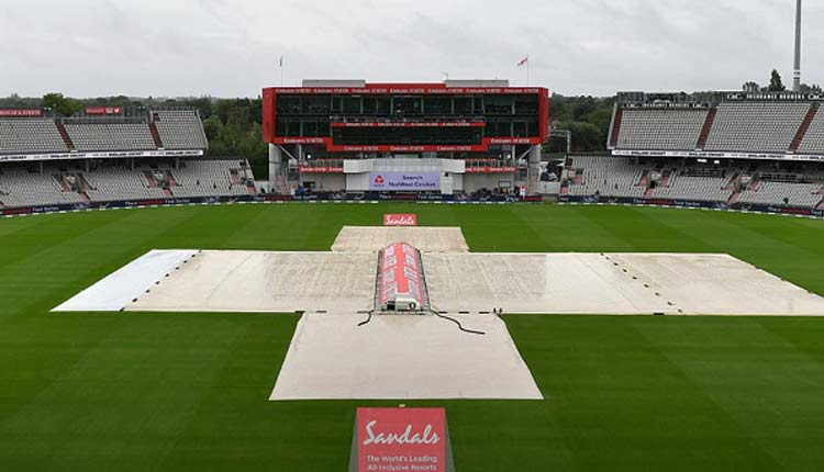 England vs West Indies 2nd Test: Rain Washes Out 3rd Day