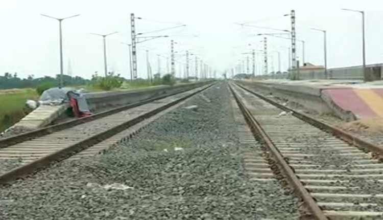 Haridaspur-Paradip Railway project