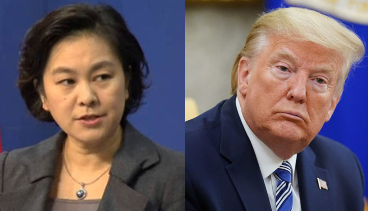 China Warns US: We Will 'Definitely Hit Back' If Trump Implements New HK Act