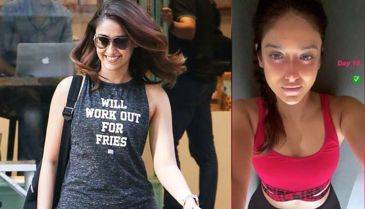 Ileana D'Cruz Reveals Fit And Fab Body After A Sweaty Workout