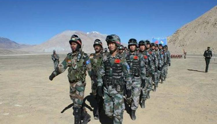 Next Round Of Lt Gen-Level Talks Between India & China On Tuesday