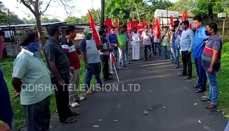 Mahanadi Coalfields Unions Call For Strike On July 24 Against Wage Cut