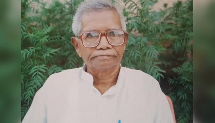 Gandhian Ex-Odisha MLA Abhimanyu Kumar Passes Away