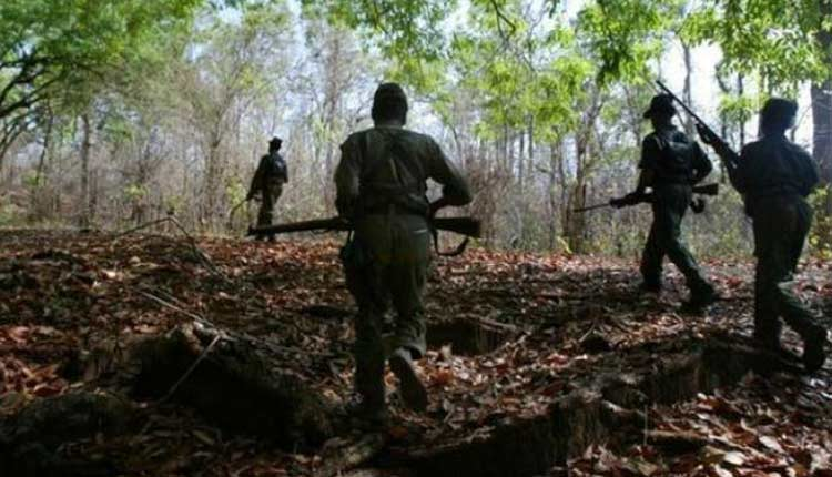 Another Maoist Gunned Down By Security Forces In Odisha