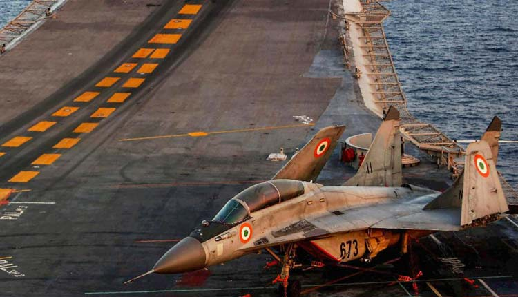 India Rushes To Buy Fighter Aircraft Amid Border Standoff With China