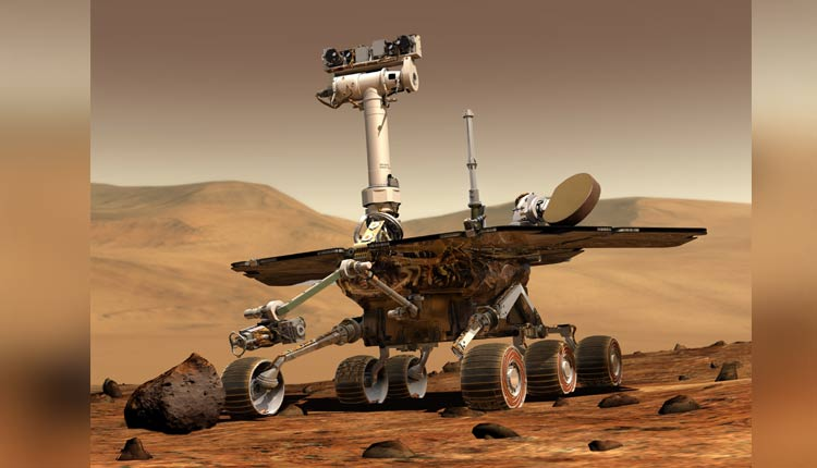 NASA Perseverance Rover To Trace Signs Of Life On Red-Planet