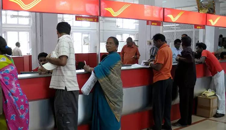 Postal saving schemes