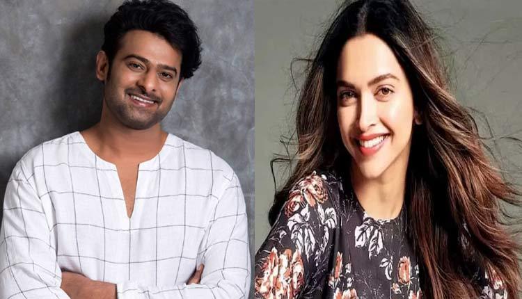 Prabhas To Romance Deepika Padukone