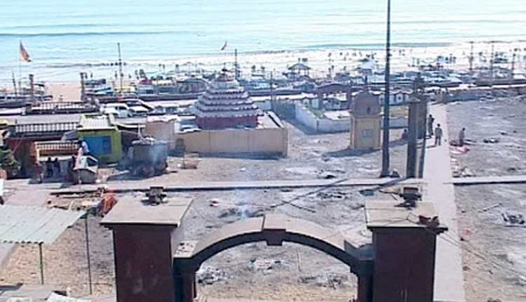 COVID-19: Restrictions Clamped On Cremation At Puri Swargadwar