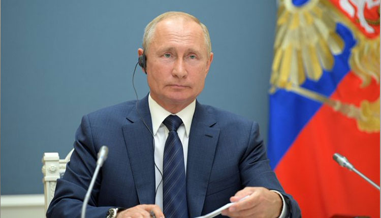 Russian Voters Agree To Extend Vladimir Putin's Rule To 2036