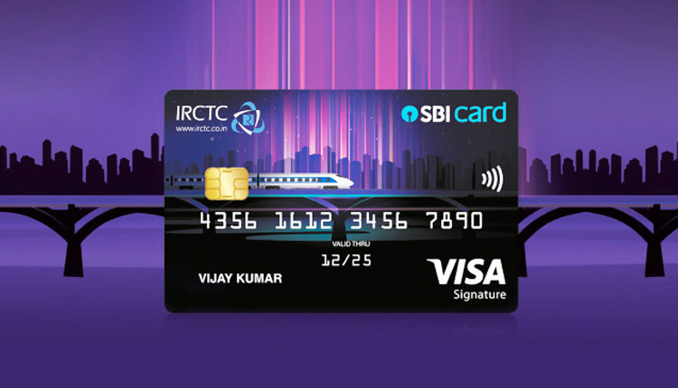SBI-IRCTC-Card Launched