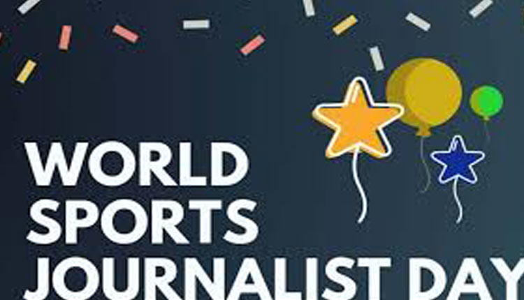 Athletes Laud Scribes On World Sports Journalists Day