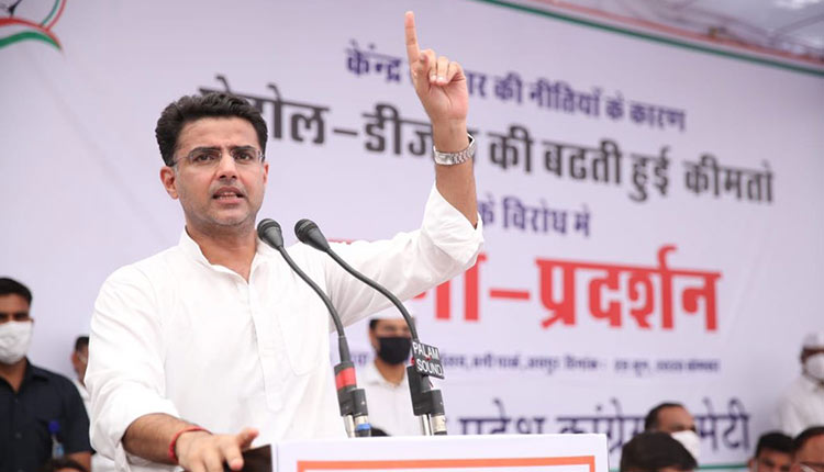 Rajasthan Political Crisis: Sachin Pilot Sacked From Deputy CM, Party Chief Posts