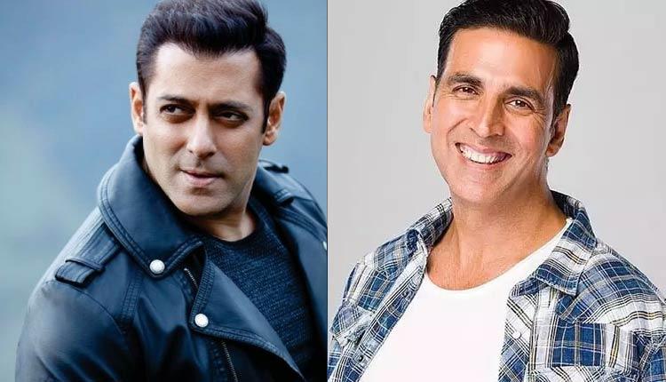 Salman Khan & Akshay Kumar'