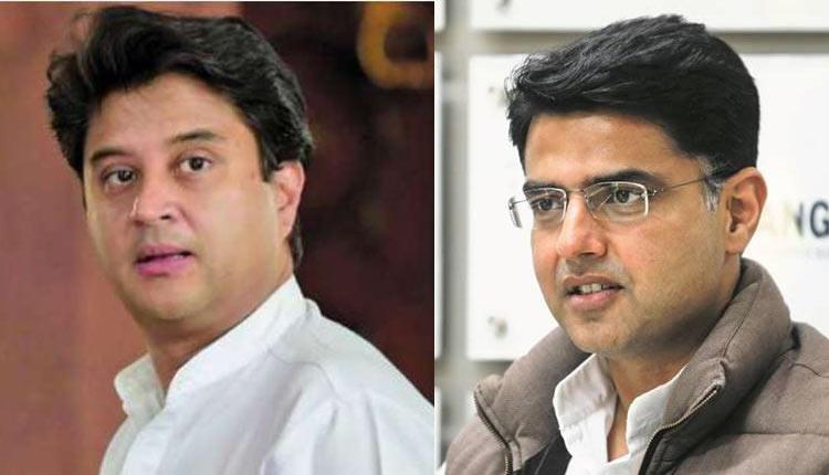 Jyotiraditya Scindia: Sad To See Sachin Pilot Being Sidelined By Rajasthan CM Gehlot