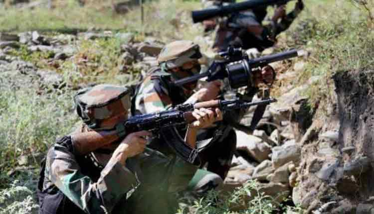 Pakistani National Among 3 LeT Militants Killed In Encounter In J&K