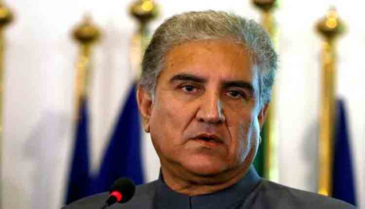 Pak Foreign Minister Qureshi Tests COVID-19 Positive, Moved To Military Hospital