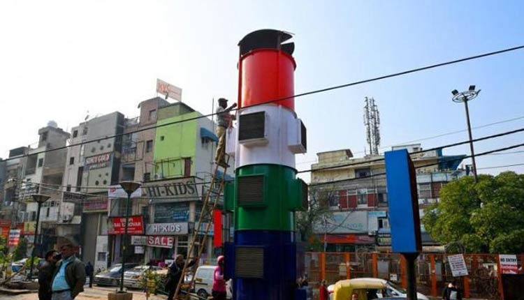 MoU Ready For Smog Tower Installation Project In Delhi