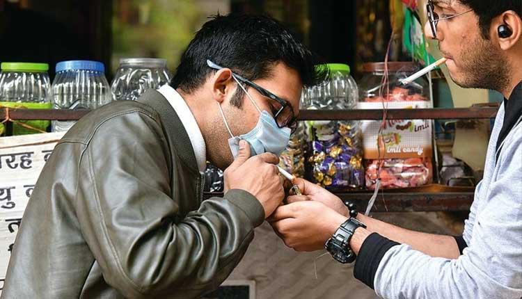 Tobacco Use Accelerates COVID-19 Transmission
