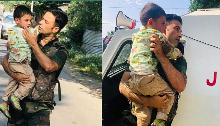 3-Yr-Old Rescued After Watching Grandad Die In Kashmir Terror Strike