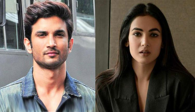 Death Of Sushant Singh Rajput A Wake Up Call- Here's What Sonal Chauhan Says