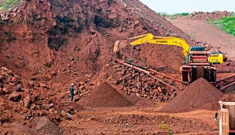 ArcelorMittal begins mining operations at Thakurani Iron Ore mine