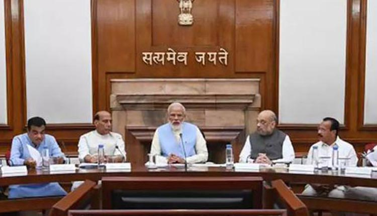 Union Cabinet Approves Distribution Of Free Foodgrain Till November