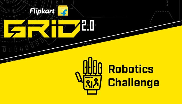 SOA Engineering Students Shine In Flipkart Grid Robotics Challenge