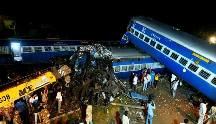 Utkal Express Accident: Charge Sheet Filed Against Five Railway Officials