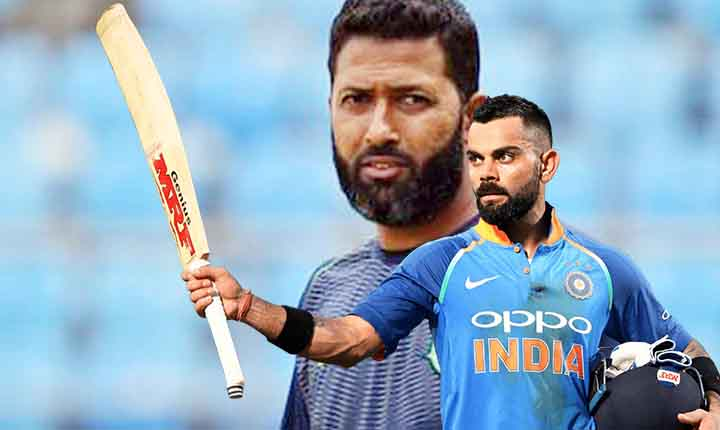 Wasim Jaffer Picks Virat Kohli As India's Best White-Ball Cricketer