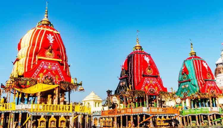 Rath Yatra: Adhara Pana Offering To Divine Siblings Today
