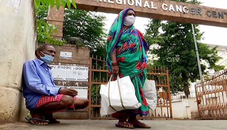 patients in Odisha suffer as Cancer hospital stops admission COVID-19
