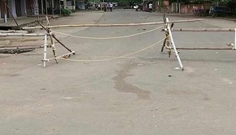 Entry of people Ganjam and Jajpur banned in Angul