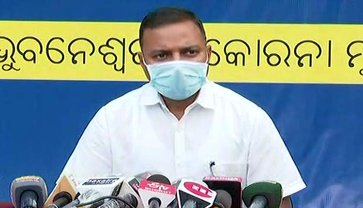 Workers from outside Odisha not allowed in Bhubaneswar covid19