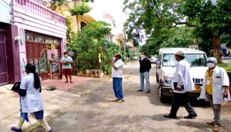 Bhubaneswar Losing Grip On Corona Spread As Local Cases Soar
