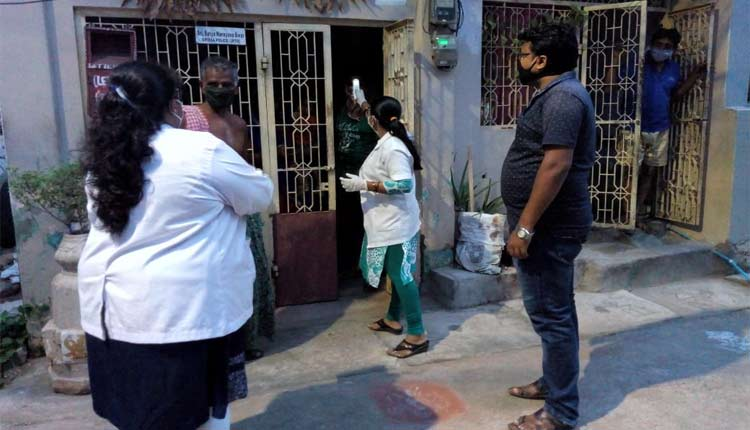 Odisha Breaches 10000 Mark In Covid-19 Cases With 571 New Infections, Death Toll At 42