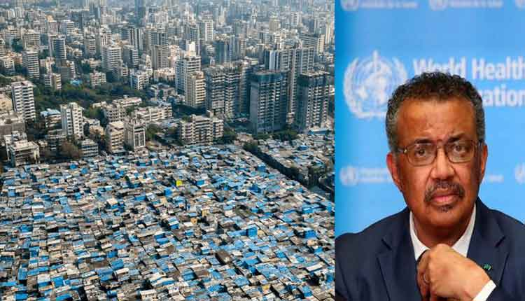 WHO Chief Praises Efforts To Control COVID-19 In Mumbai's Dharavi Slum