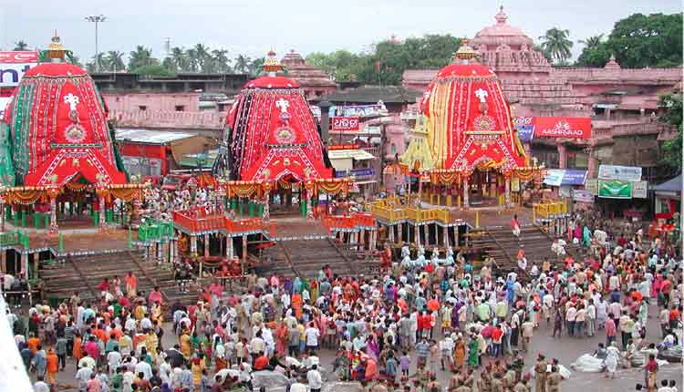 Puri: Chariots Of Holy Trinity To Be Preserved For Public Viewing