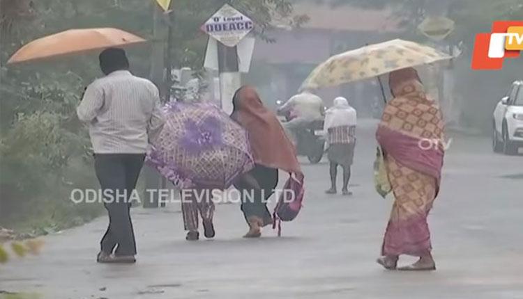 Low Pressure Alert On BoB! Heavy Rain Likely To Pound Odisha Next Week