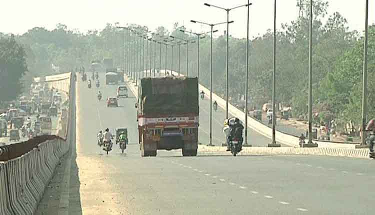 Lane driving in Cuttack and Bhubaneswar