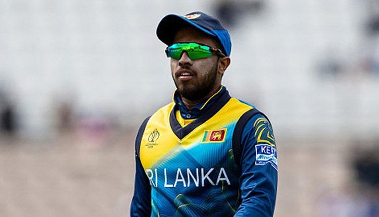 Sri Lankan cricketer Kusal Mendis arrested