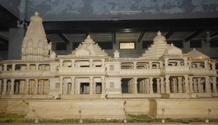 Ram Mandir In Ayodhya To Be 161-Feet Tall With 5 Domes