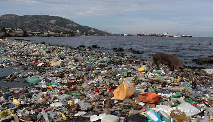 Marine Plastic Waste Expected To Triple By 2040: Research