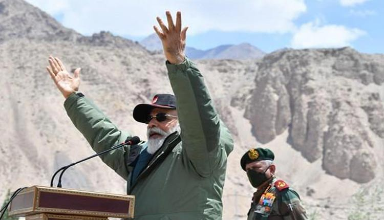 'Age of Expansionism Over': PM Modi's clear message to China from Ladakh