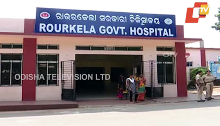 Covid-19: OPD Of Rourkela Government Hospital Shut For 3 Days