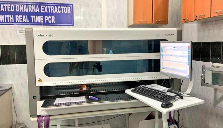 COVID-19 Testing In Odisha