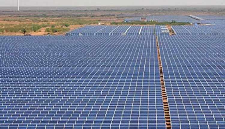 PM Modi Inaugurates 750-MW Solar Power Project In Madhya Pradesh